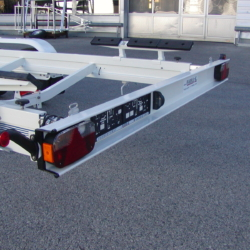 Motorbootanhänger BT 3500 MAL - Classic-Line