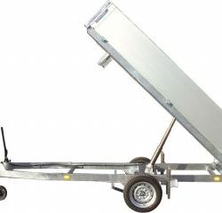Hinterkipper - Hochlader - B 1800 HKI-H