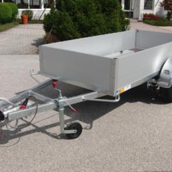 Nutzanhänger Anhänger für Motorrad - B1000MOPL 1250 1