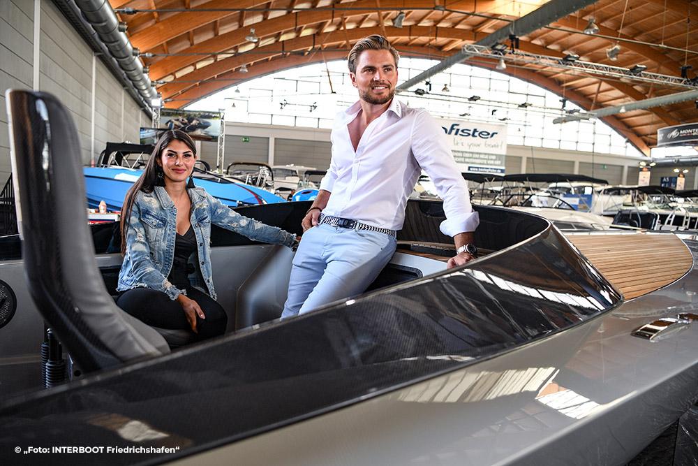 Harbeck Anhänger und Fahrzeugbau - Messe Interboot 2018