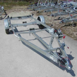 Motorboot-Trailer B 1500 M