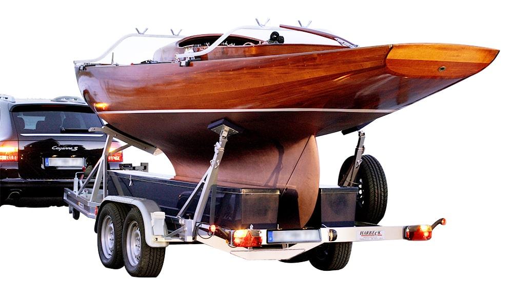 HARBECK - Ihr Spezialist für Anhänger und Trailer aus Waging am See