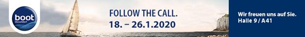 boot Düsseldorf 2020 Harbeck vor Ort