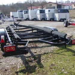 Motorboot-Trailer BT 3000 MWS