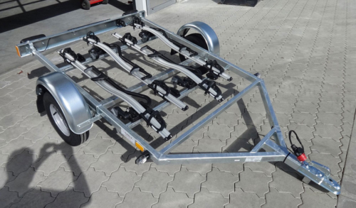 Fahrradanhänger 350F - 4 Thule