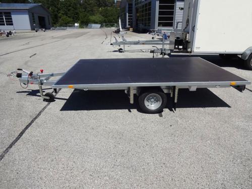 Plattformanhänger B1350PLH3x2