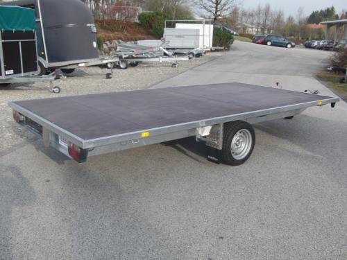 Plattformanhänger B1800PLH4x2