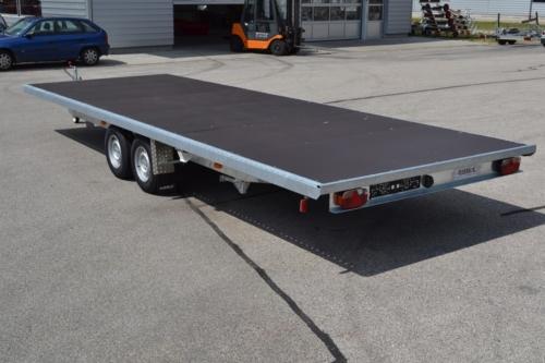 Plattformanhänger BT3000PLH7x2