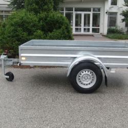 B1600K 2500x1250 - Tieflader- und Hochlader Anhänger