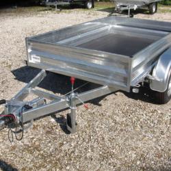 BT2500KV 3050x1500 - Tieflader- und Hochlader Anhänger