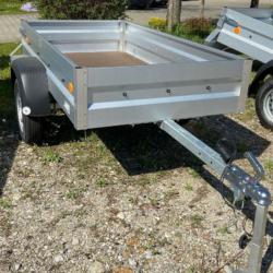 Kastenanhänger 750GW- Tieflader- und Hochlader Anhänger